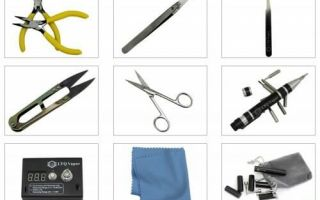 Какие компоненты и инструменты необходимы Вейперу?