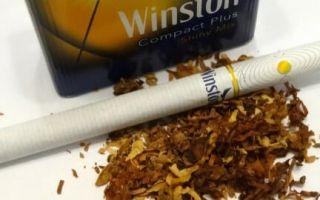Новые сигареты Shiny Mix от Winston