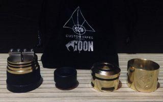 Обзор 528 Custom Vapes Goon 24-22mm