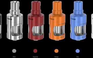 Что такое атомайзер для электронной сигареты? Разновидности, плюсы и минусы.
