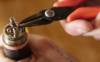 Проблемы при использовании койлов (на электронных сигаретах): привкус гари и металла, неравномерный разогрев, короткие замыкания