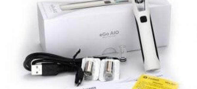 Сравнение двух электронных сигарет: eGo aio и ijust s и какой выбрать?