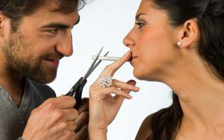 Можно ли заставить жену бросить курить