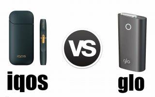 Что лучше glo или iqos?
