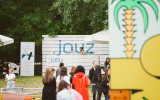 jouz на фестивале музыки и арта в Москве