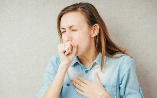 Бросаешь курить и появляется кашель