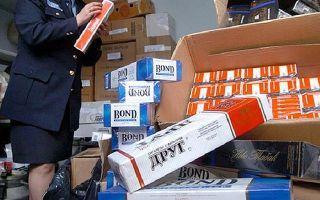 Сколько сигарет можно провозить в Россию