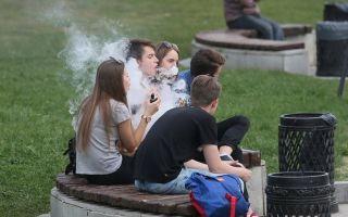 Какой вред наносят электронные сигареты