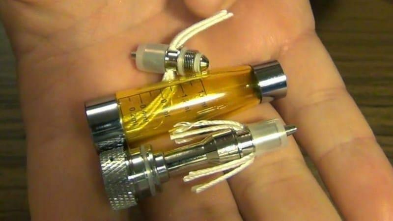 Испаритель для электронных сигарет своими руками как 95