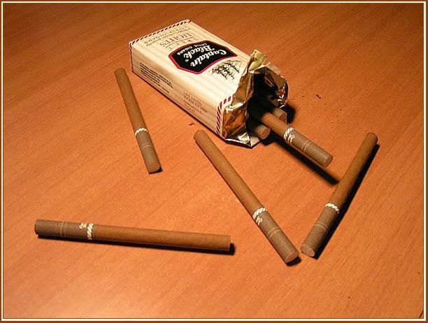 Электронная сигарета без кнопки