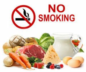 Что нужно есть чтобы бросить курить