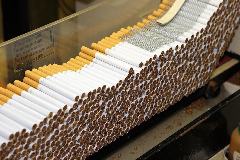 Из чего делается табак