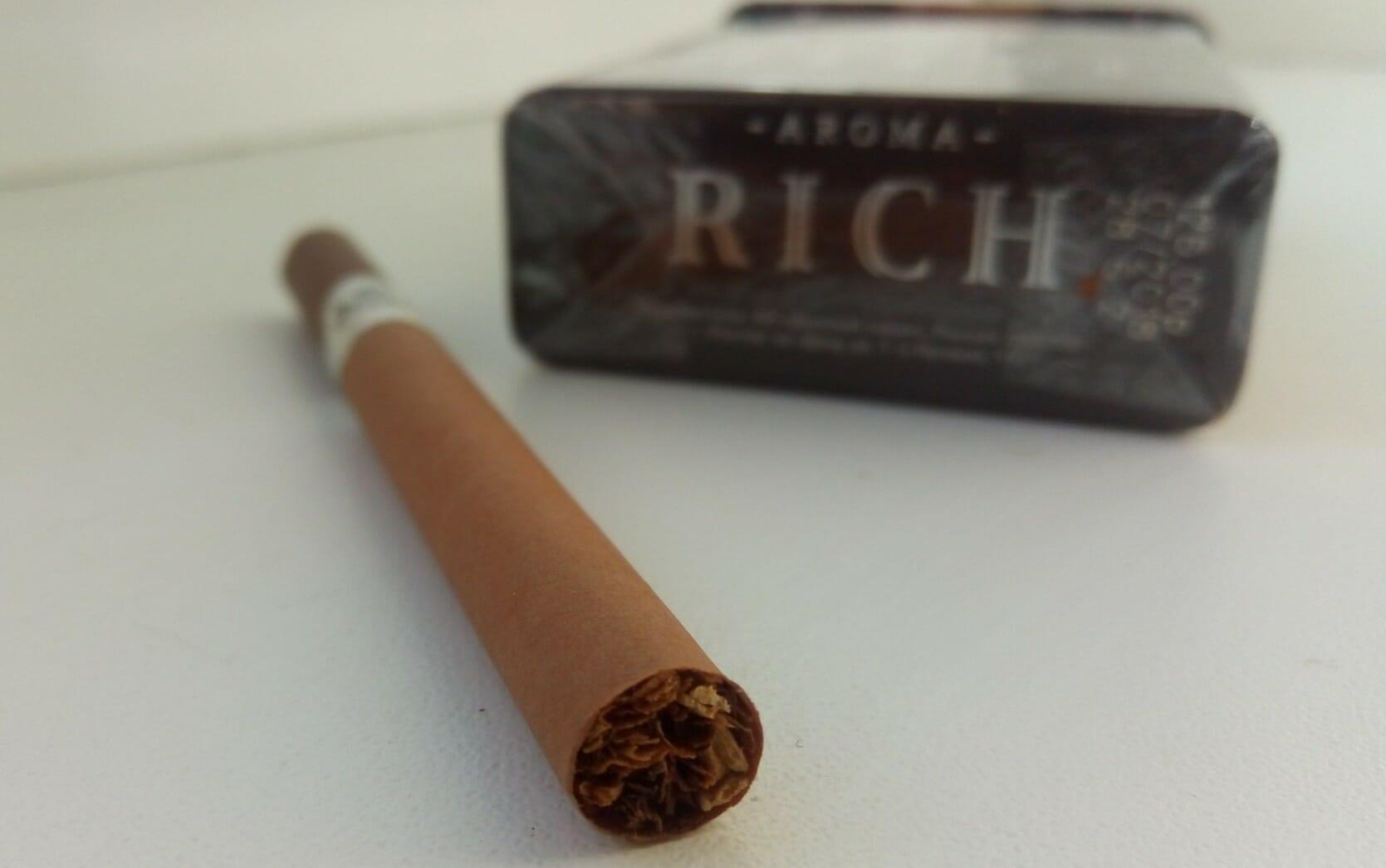 Арома рич сигареты цена