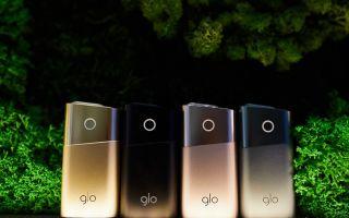 Нагреватель табака Glo