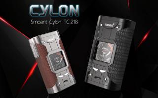 Электронная сигарета Smoant Cylon — боксмод