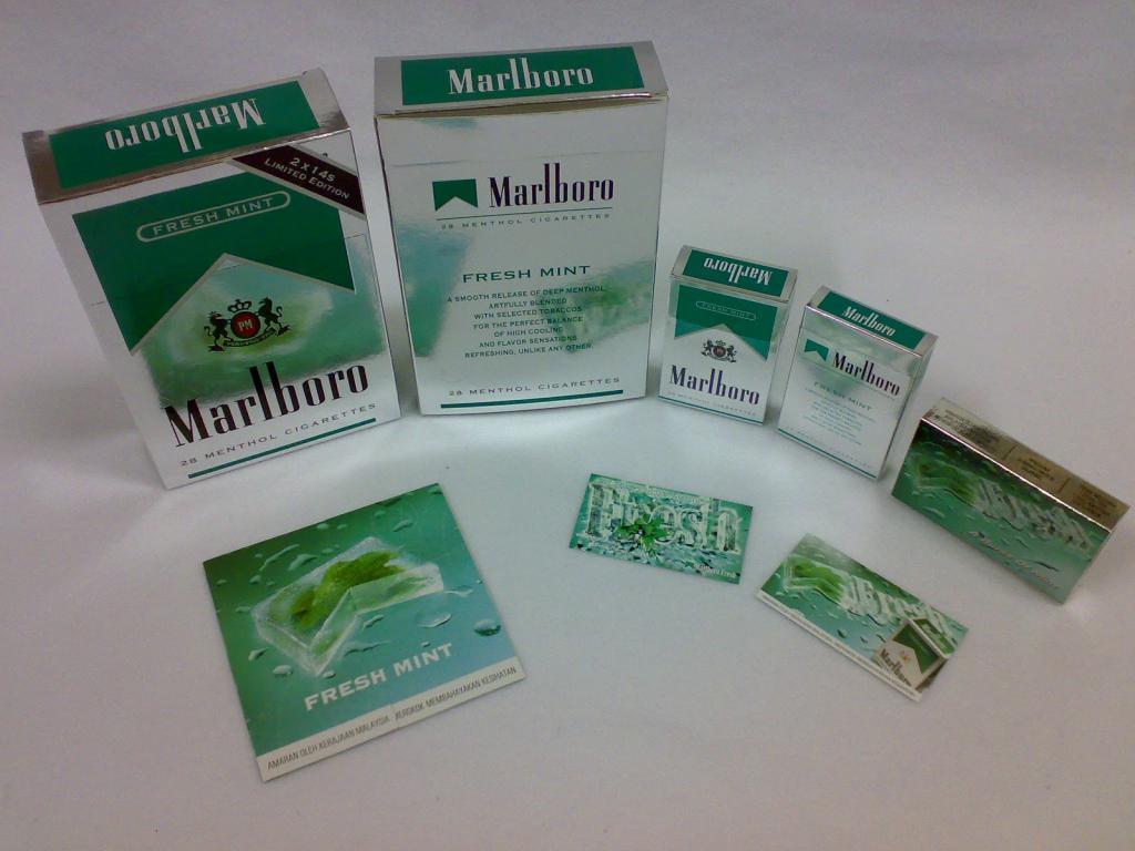 куплю сигареты с ментолом