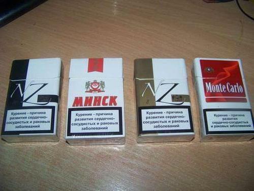 как купить белорусские сигареты в россии