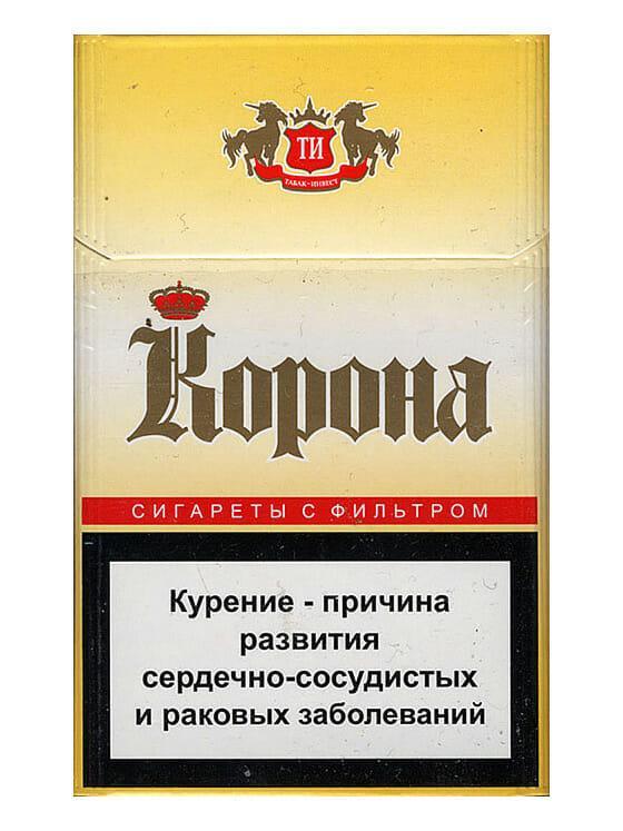 Корона слим сигареты купить где купить электронную сигарету в бресте