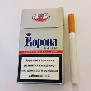 Где можно купить сигареты корона стиль сигареты max 7 купить