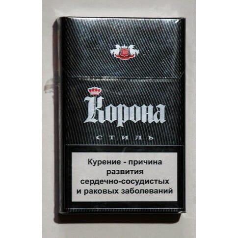 Купить сигареты корона из белоруссии сигареты купить цена за пачку