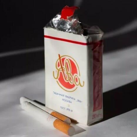 Купить болгарские сигареты советского периода анализ рынка табачных изделий в россии