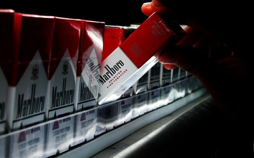 сигареты мальборо американские купить в москве розницу