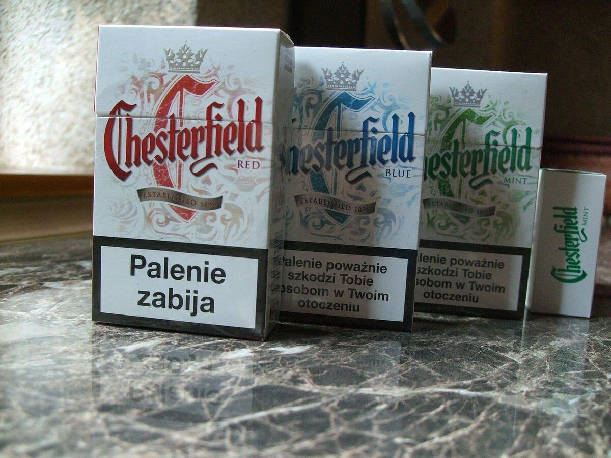 Купить сигареты честерфилд с кнопкой купить одноразовую сигарету hqd минск