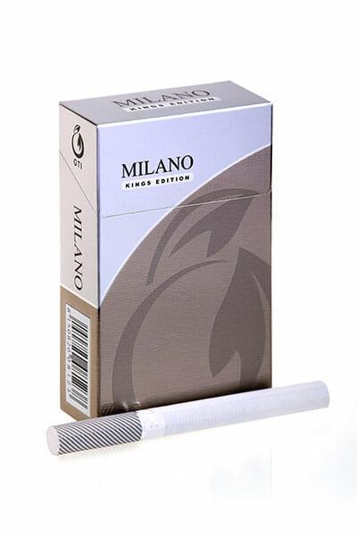 Купить сигареты milano silver сигарет заказать из москвы