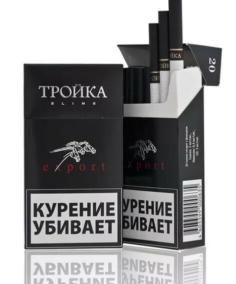 Сигареты тройка купить в москве дешево купить электронную сигарету в тихвине
