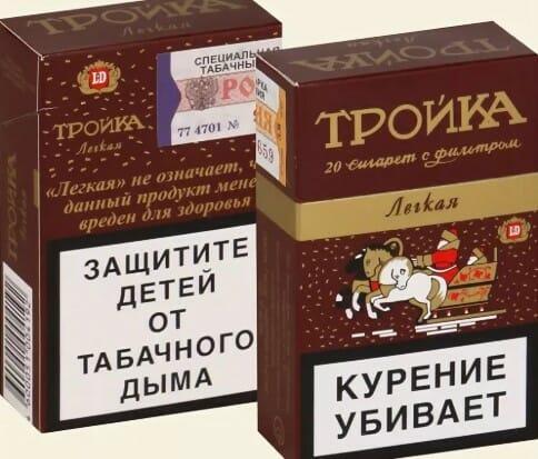 Тройка сигареты купить блок оптом табак для кальяна дешево