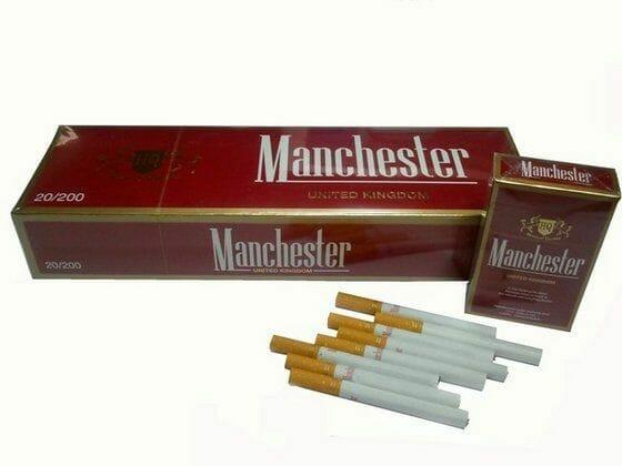 купить сигареты манчестер в москве розницу