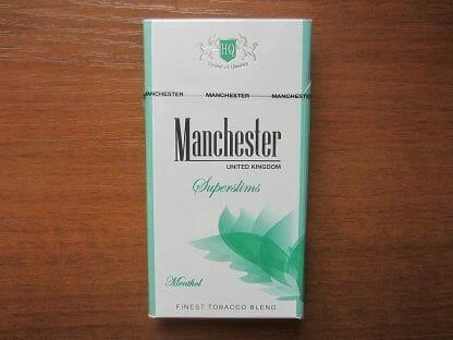 Купить сигареты манчестер ментол табак для производства оптом