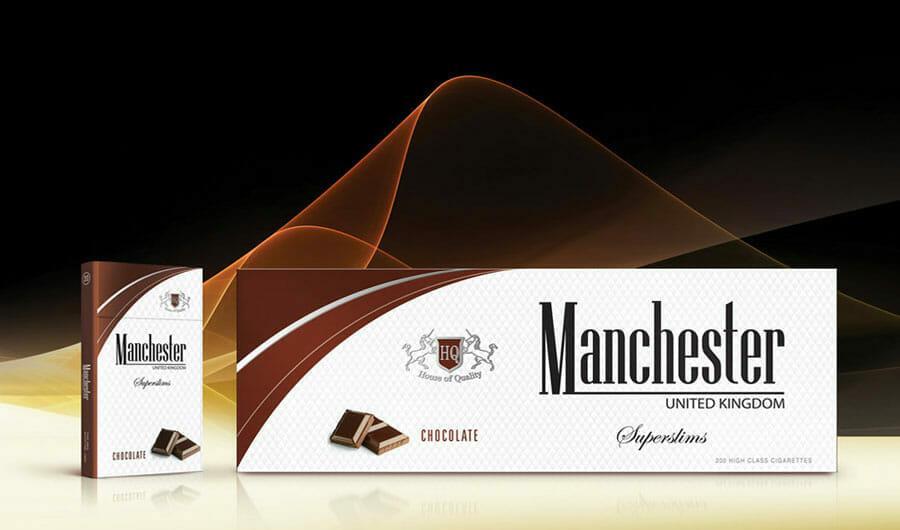 Купить сигареты манчестер шоколад предприятия изготавливающие табачные изделия
