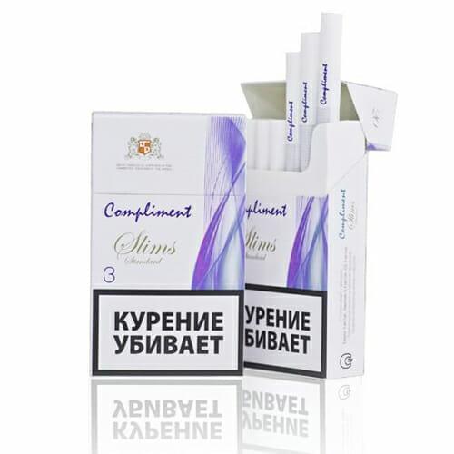 Где купить сигареты комплимент в москве безвредная электронная сигарета купить