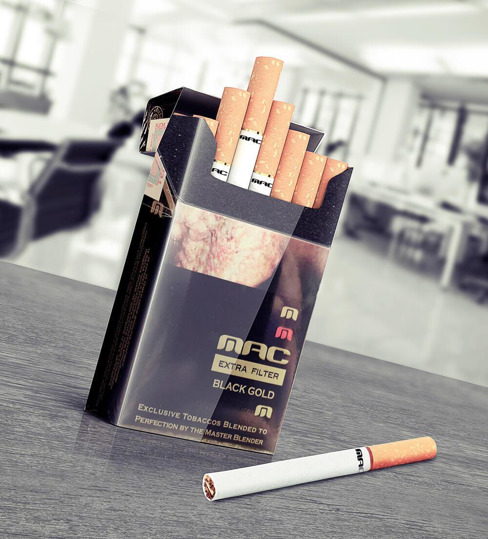 mac black сигареты купить