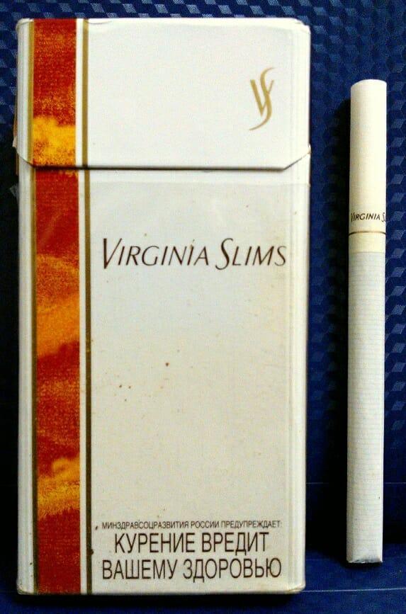 Сигареты вирджиния где купить нет денег чтобы купить сигареты