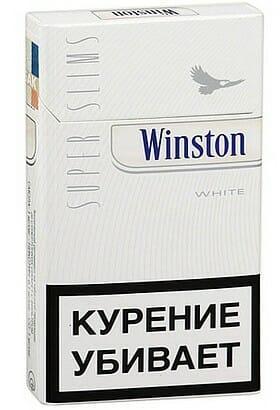 Купить сигареты винстон супер слим сигареты импортные купить в самаре