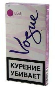 Сигареты вог лилас купить купить старые сигареты спб купить